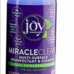 NEW Spring Meadow 28oz.Joy Cleaner
